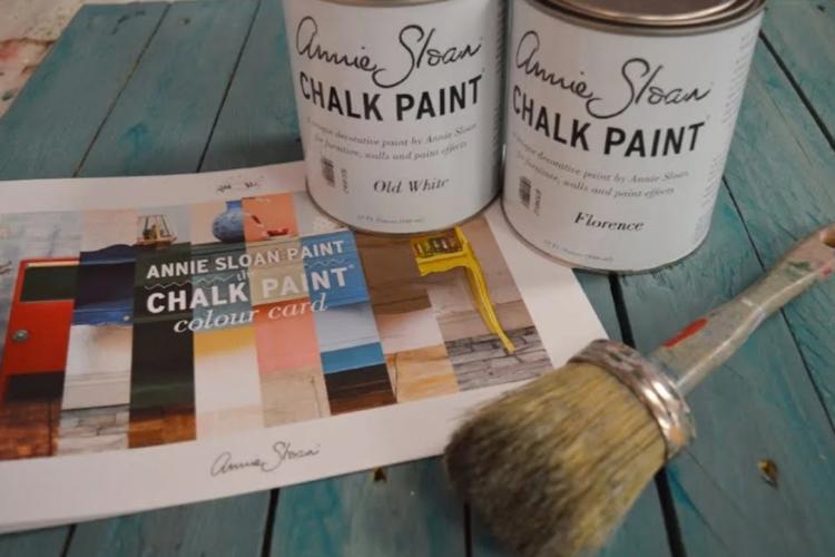 Dipingere con le chalk paint